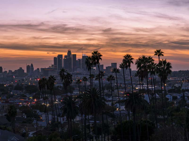 Victory in Los Angeles, California